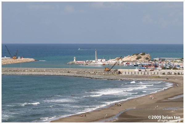 Port of Cevlik