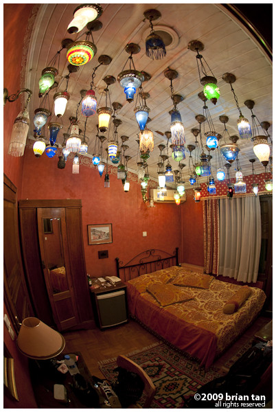 Kybele Hotel room