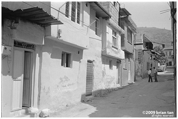 Streets of Antakya