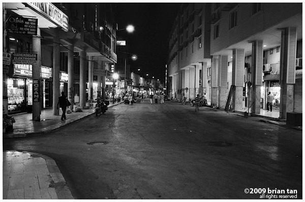 Antakya at night