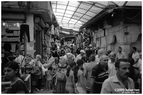 The main bazaar