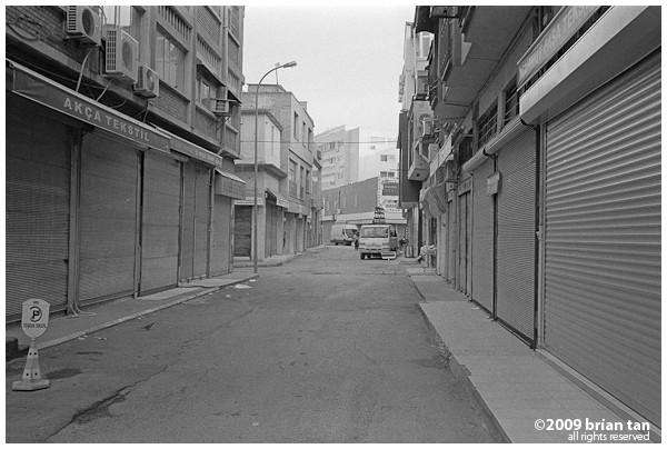 Early Morning in Adana