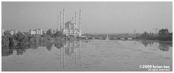 Sabanci Merkez Mosque in Adana