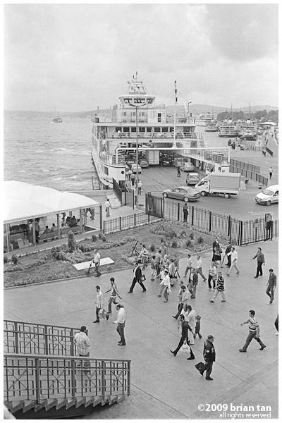 Bosphorus Car Ferry