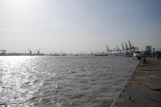 Wusong Port