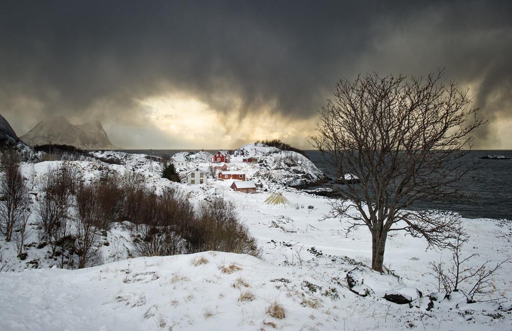 Senja Island, Trøms, Norway
