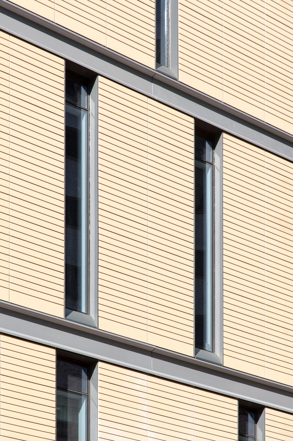 Facade detail.