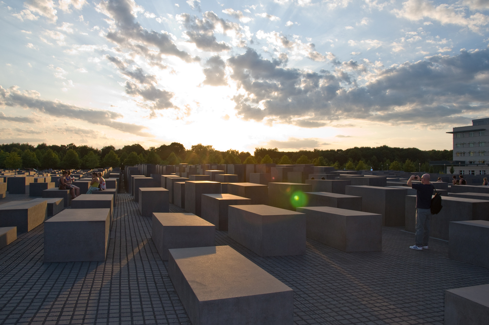Memorial to the Murdered Jews of Europe, Eisenman Architects, 2004