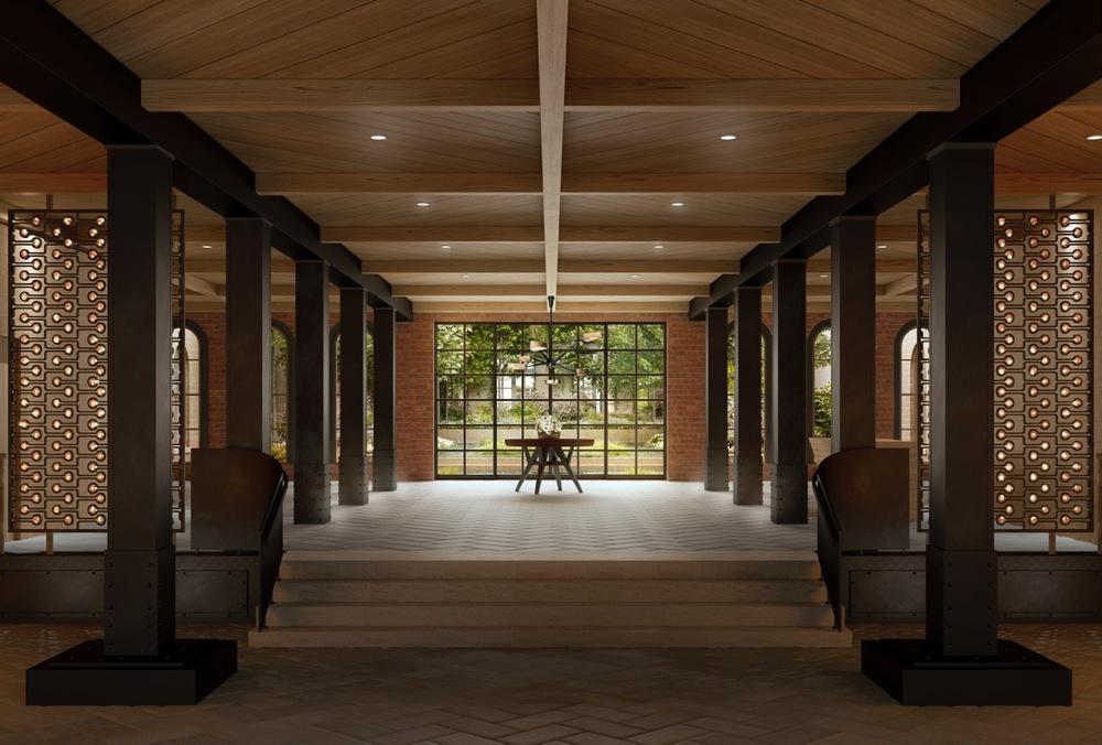 Lobby. © Hayes Davidson.