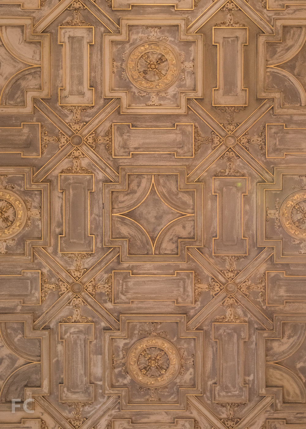 Detail of the Process Lab ceiling.
