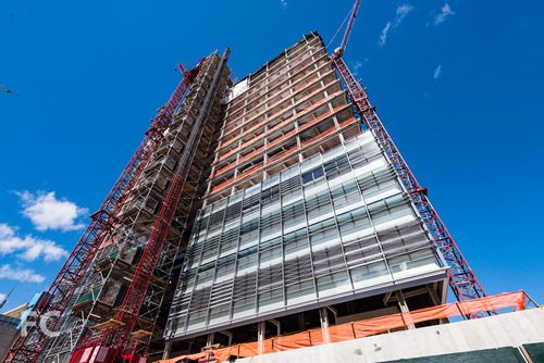 NYU Langone Medical Center Expansion — FIELD CONDITION