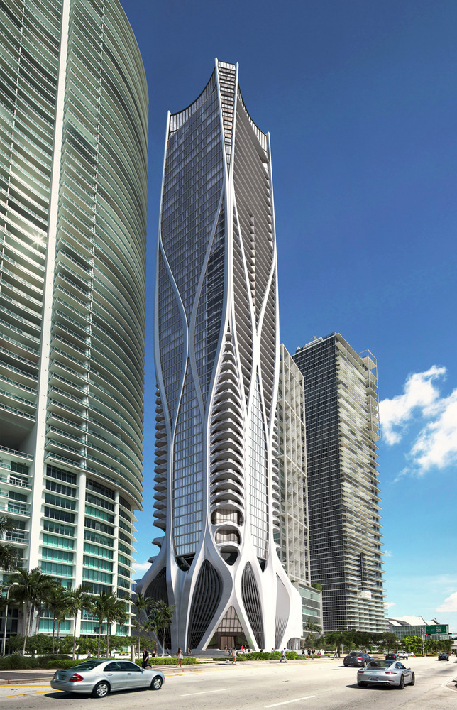 Rendering courtesy of Zaha Hadid Architects.