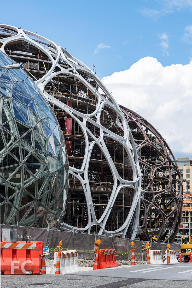 Amazon Headquarters Seattle — FIELD CONDITION