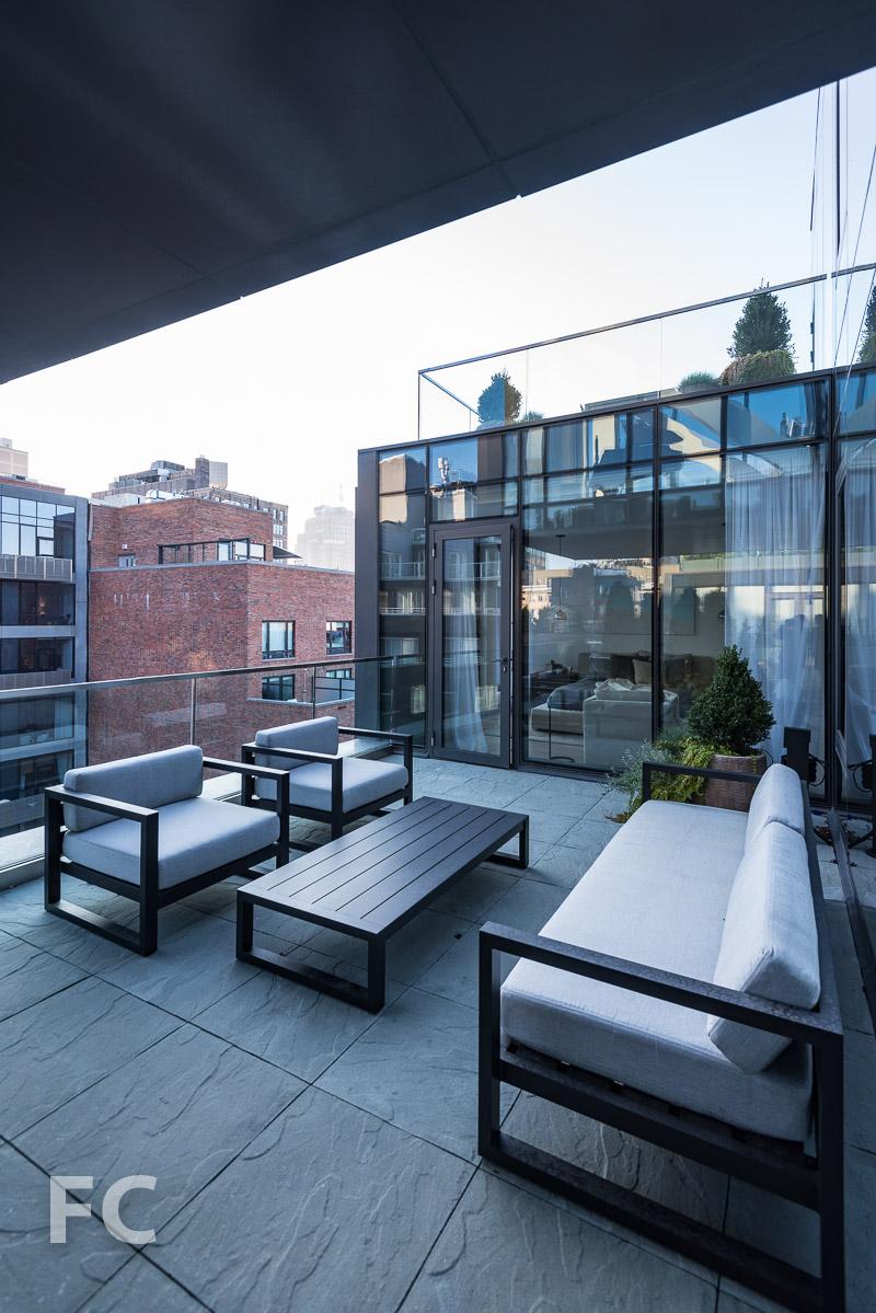 10th Floor Terrace.