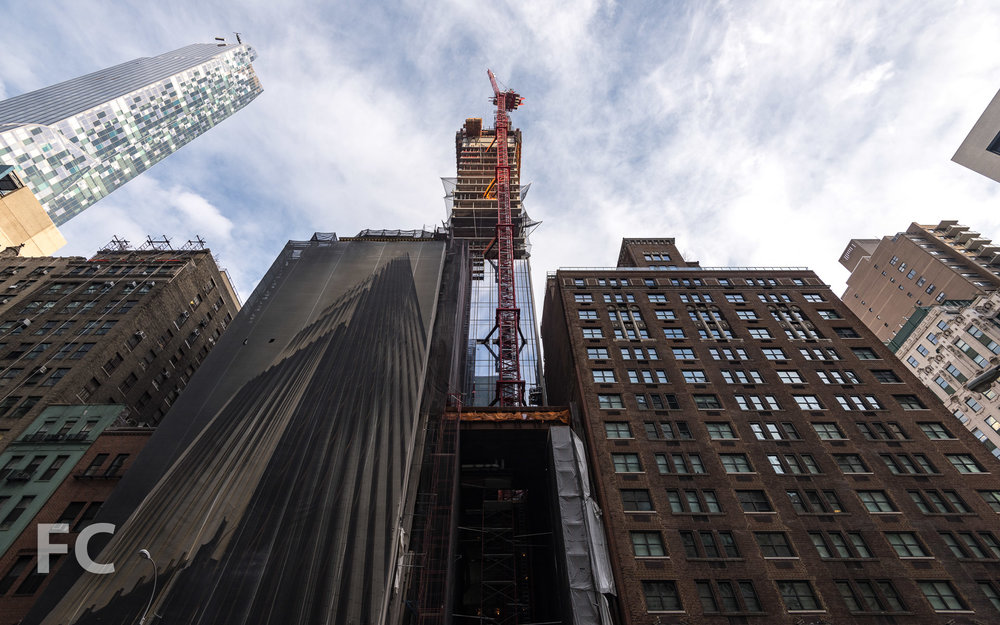Construction update 111 w 57 field condition for 14 wall street 20th floor new york new york 10005