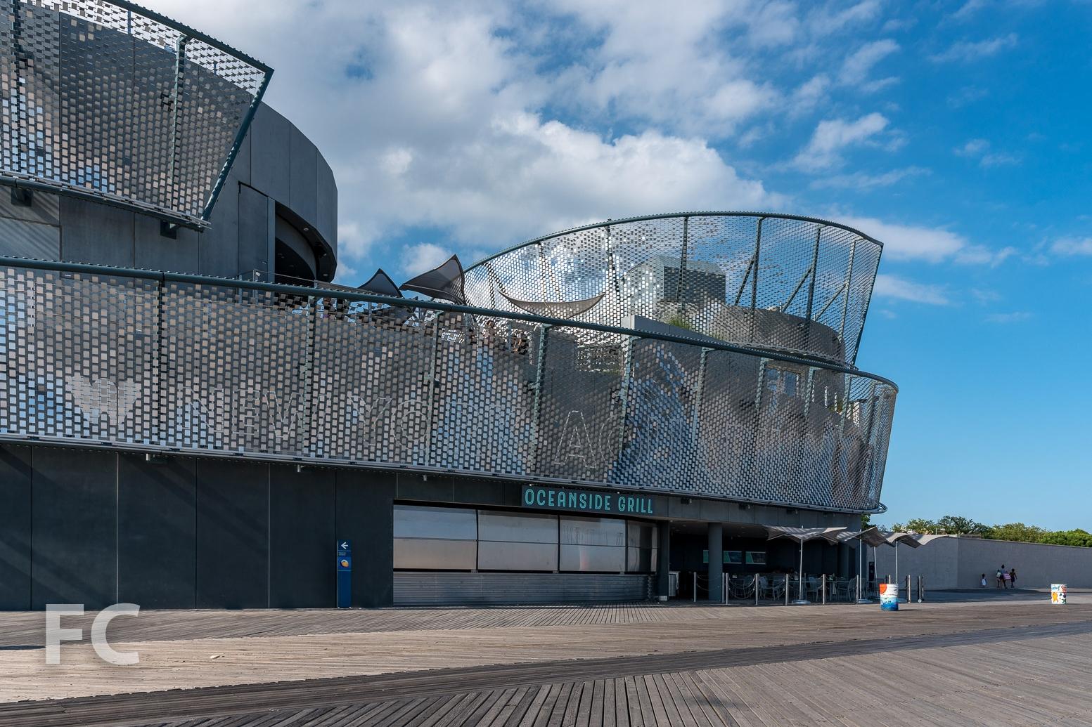Tour New York Aquarium Field Condition