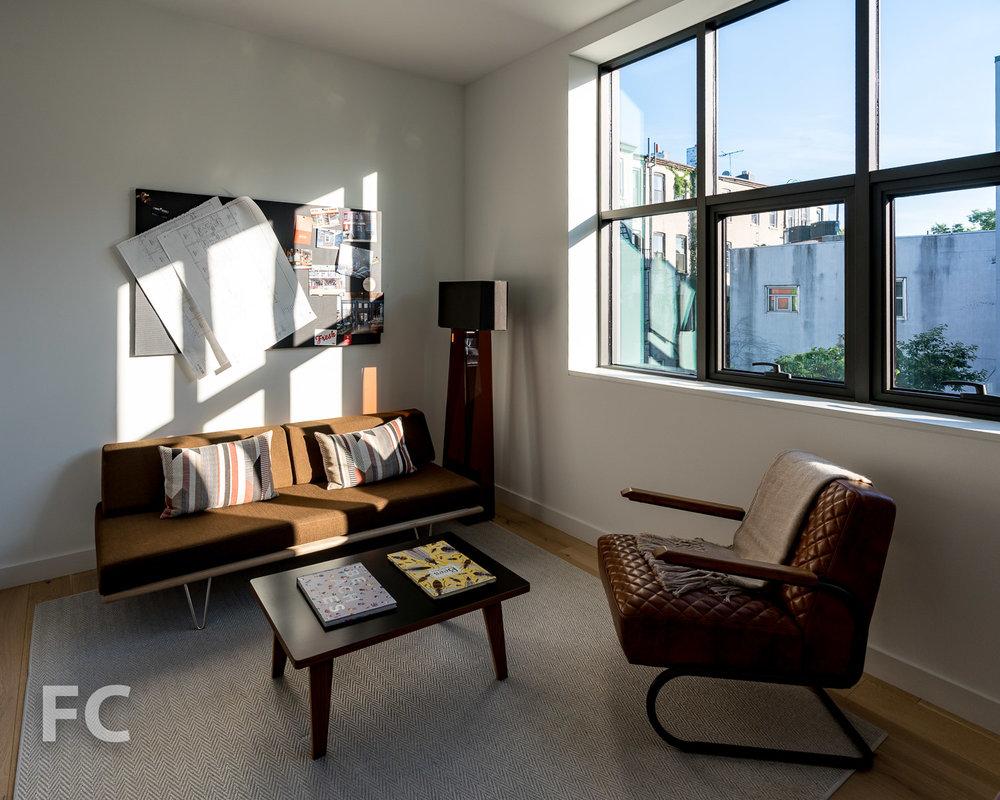 Study/bedroom.