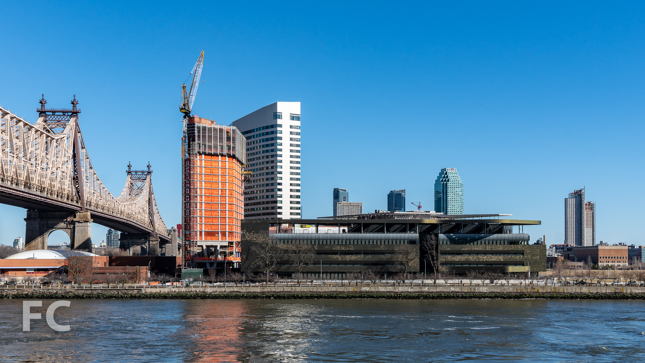 Construction Update: Cornell Tech Executive Education Center and