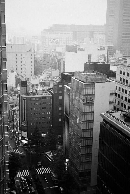 Cityscape Japan