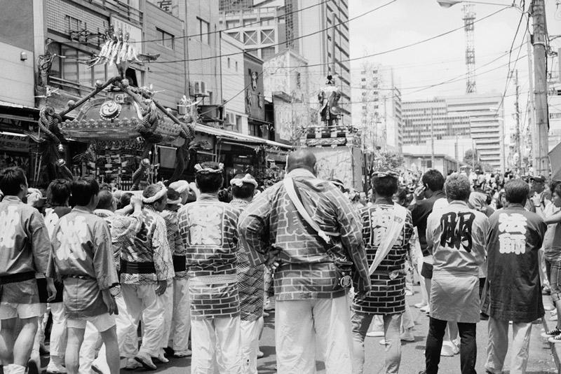 Tsukiji Shishi Matsuri Festival Tokyo, Japan