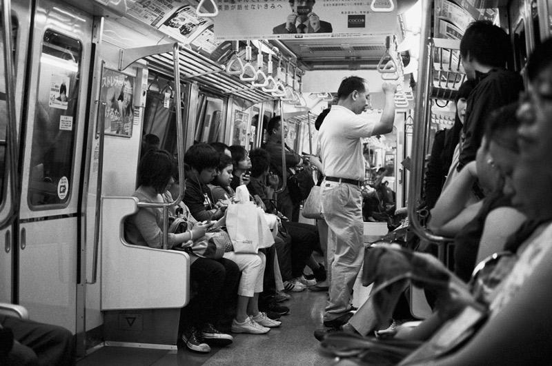 Subway Japan