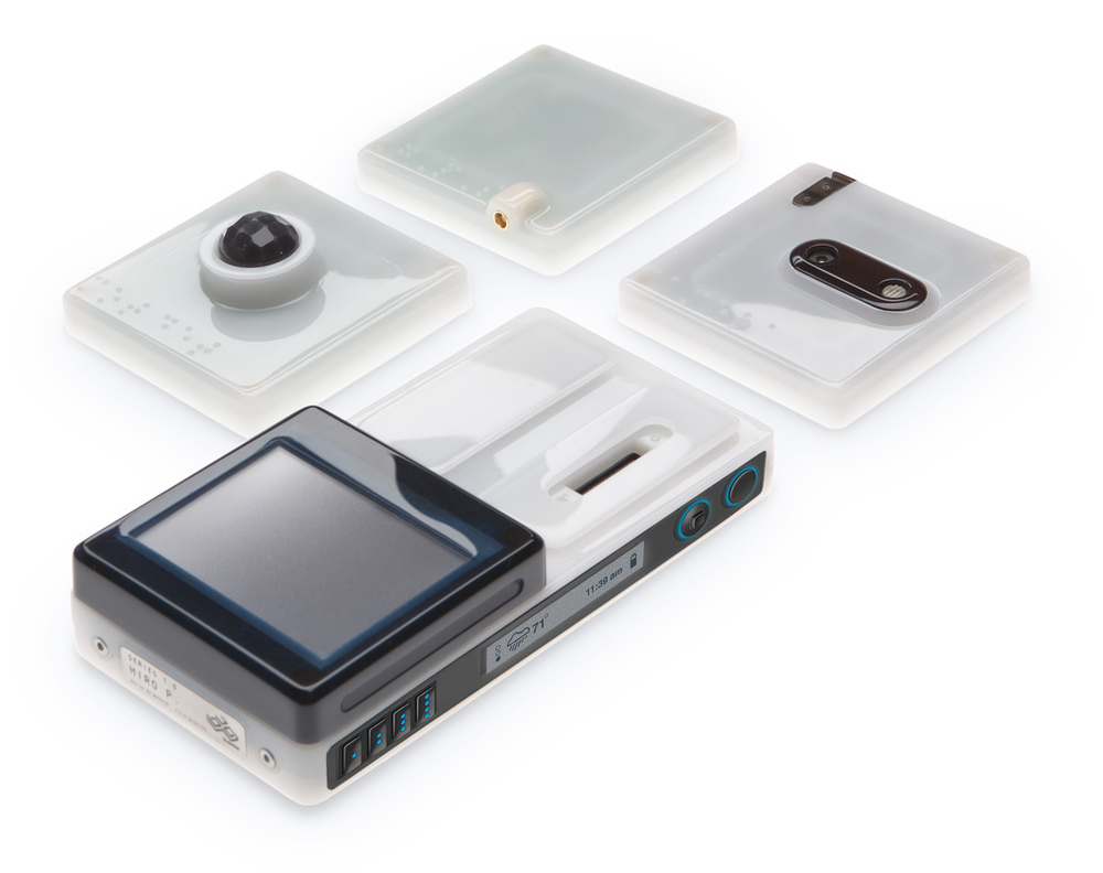 BUGLABS modular conencted sensors, the originator of the internet of things