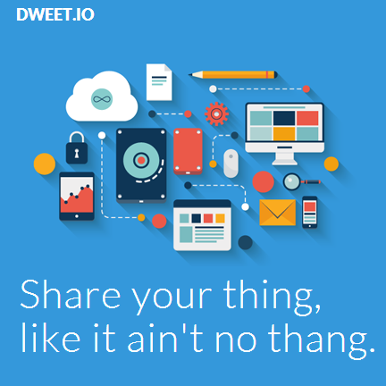 dweet.io is a startup trying to standardize the internet of things