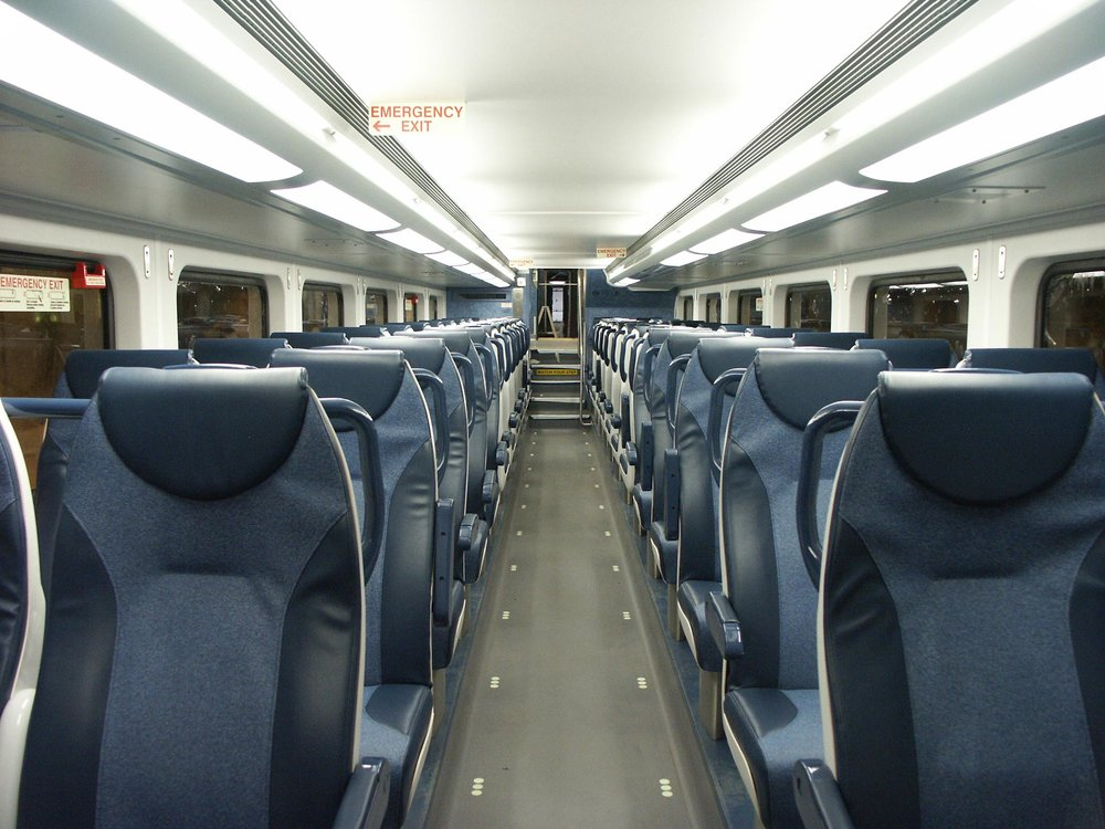 NEW JERSEY<br>TRANSIT: <br>MULTI-LEVEL RAILCAR