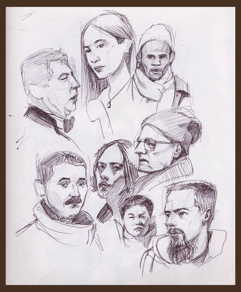 5-minute Faces