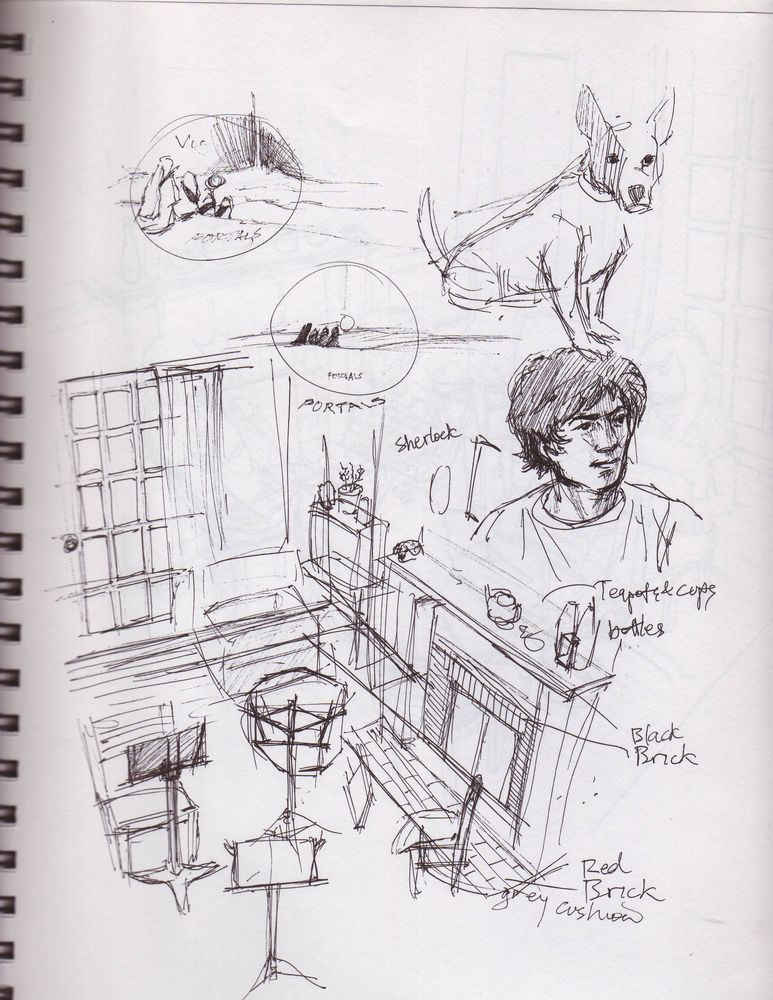 Exploratory Sketches