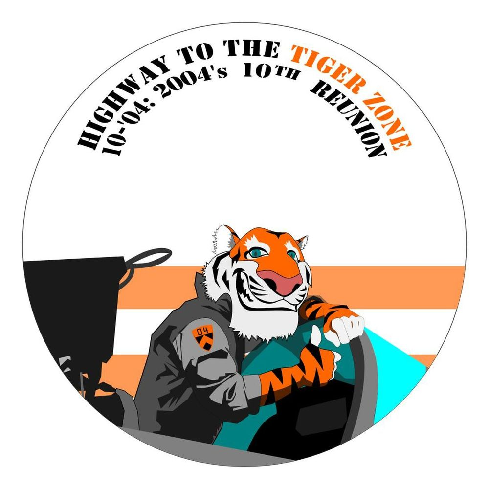 Reunions Button (4-Color)