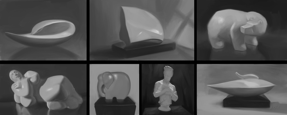 Sculptures 1