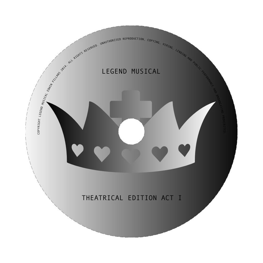 Album Disc (Theatrical)