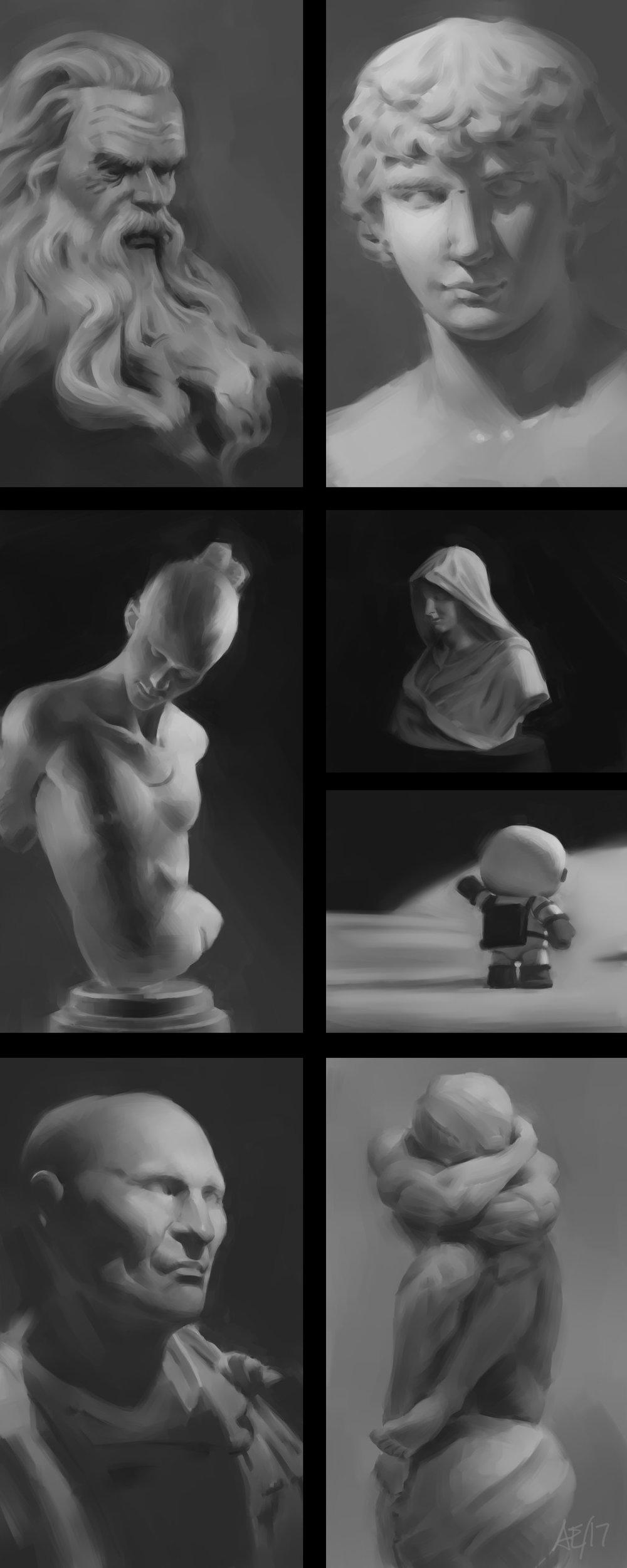 Sculptures 8
