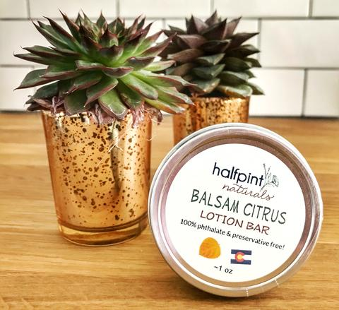 For your crunchy... - ...cousin, yoga instructor, mechanic, or self: Halfpint Naturals Products