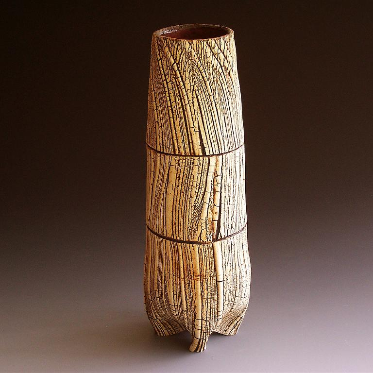 kohiki 13 ( vase ) 13.5 x 4.25 x 4.25 inches