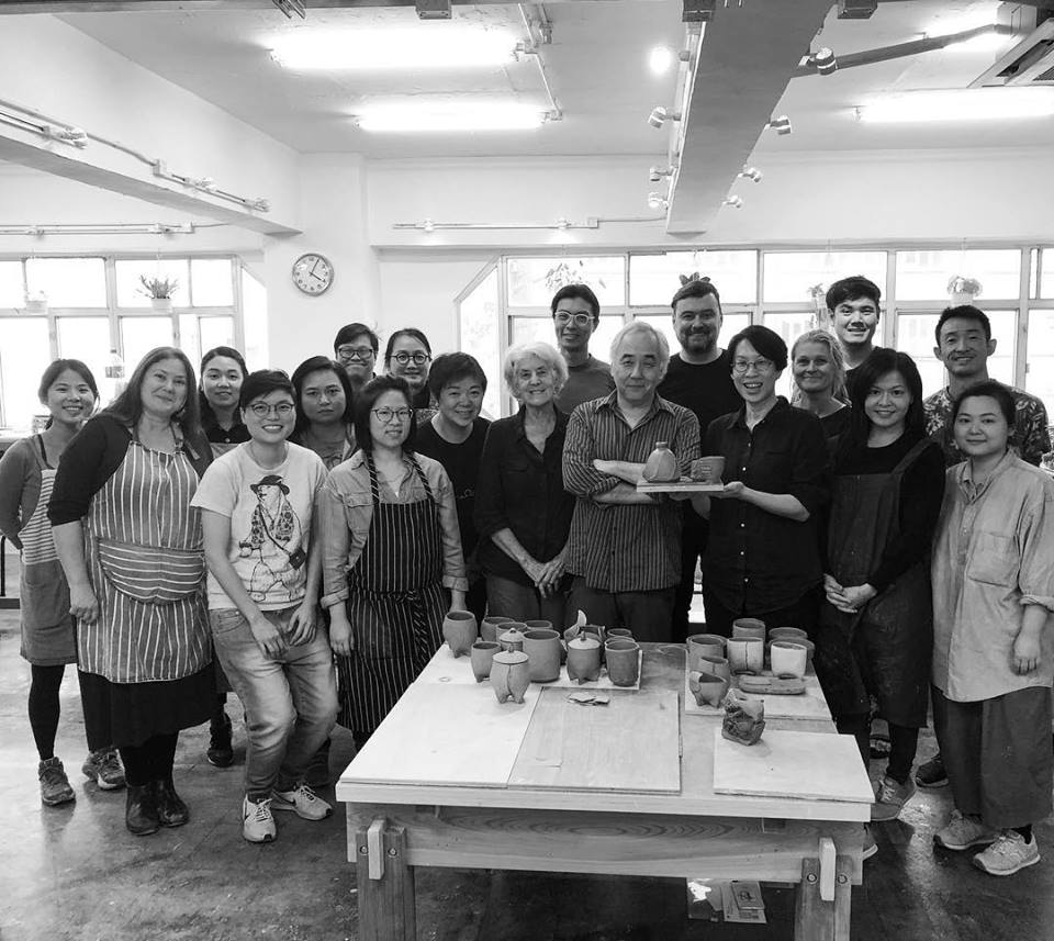 LUMP Studio in Hong Kong 2019