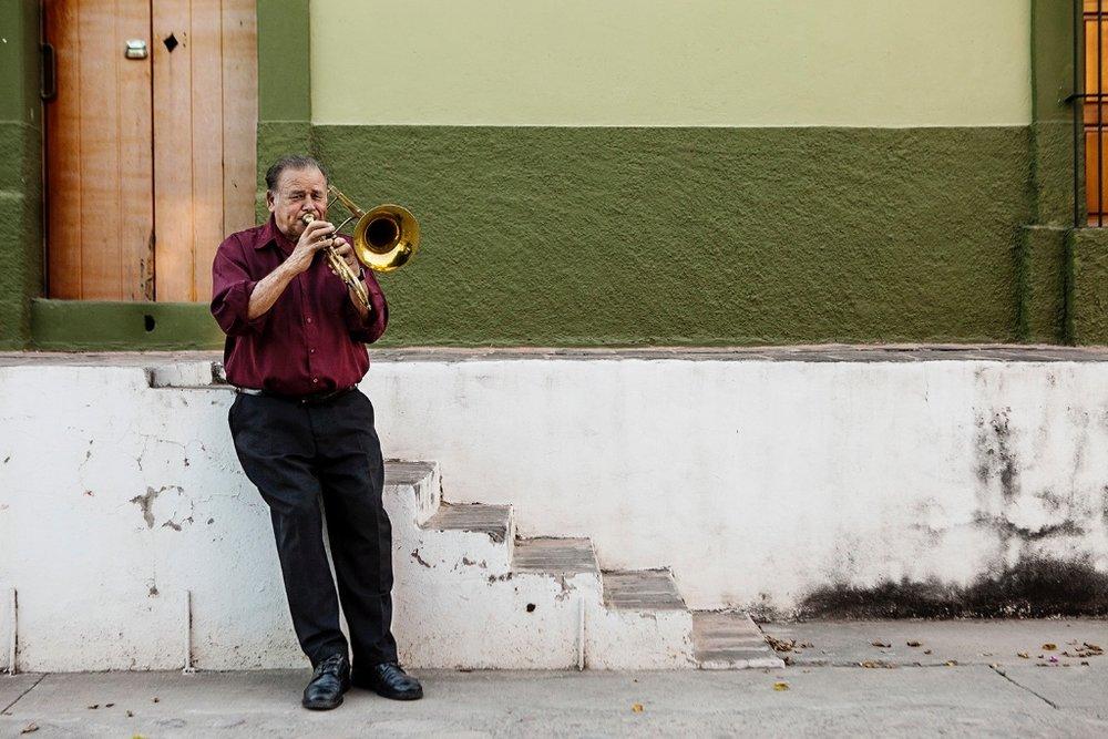 Miguel Ortega, Banda Río Presidio | San José de Mesillas Concordia