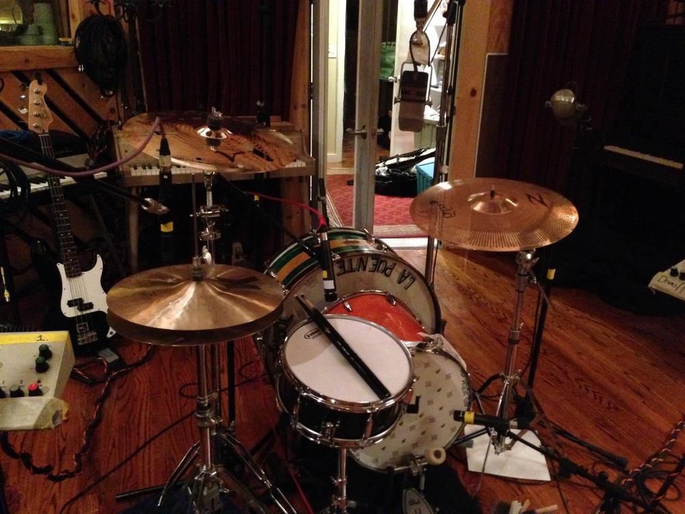 Studio Session w/ Martin Sexton, Spirithouse Recording 2014