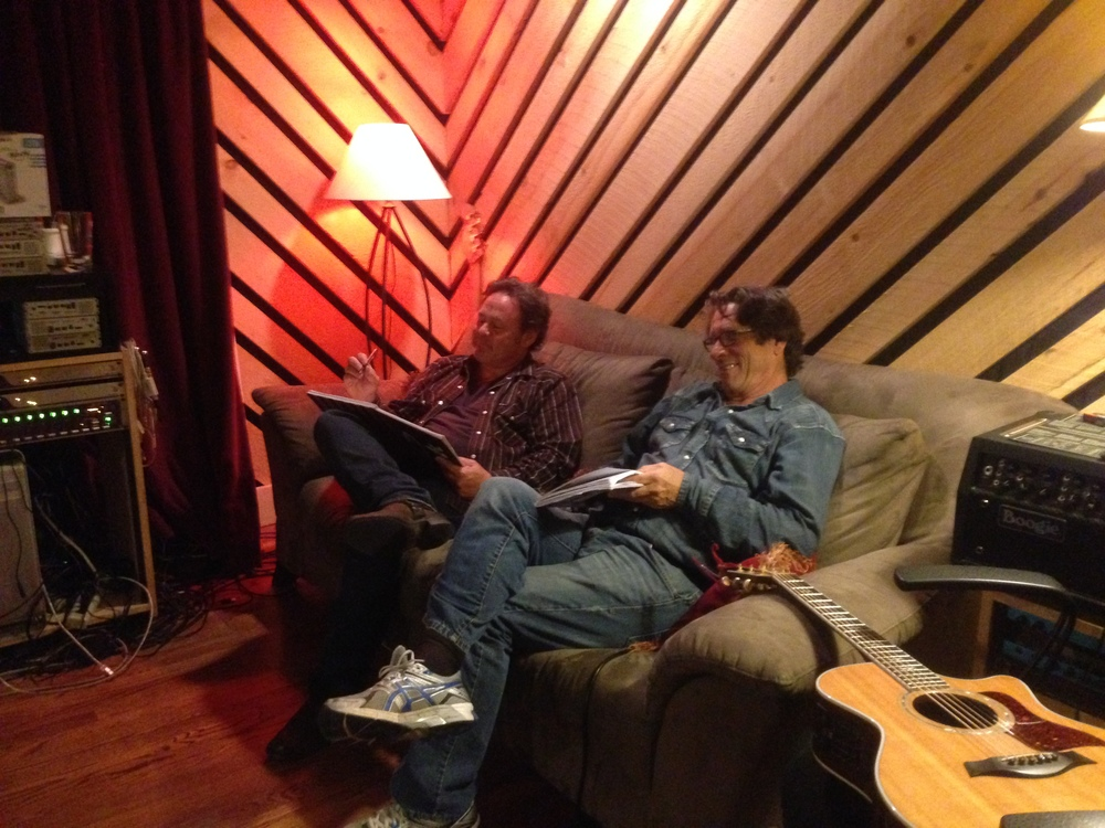 with Martin Sexton and Ned Claflin, Spirithouse Recording