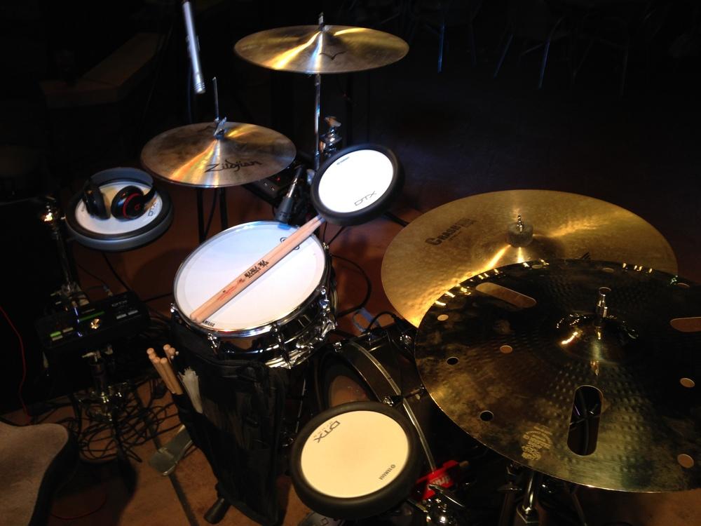 Studio Session, Spirithouse Recording 2009