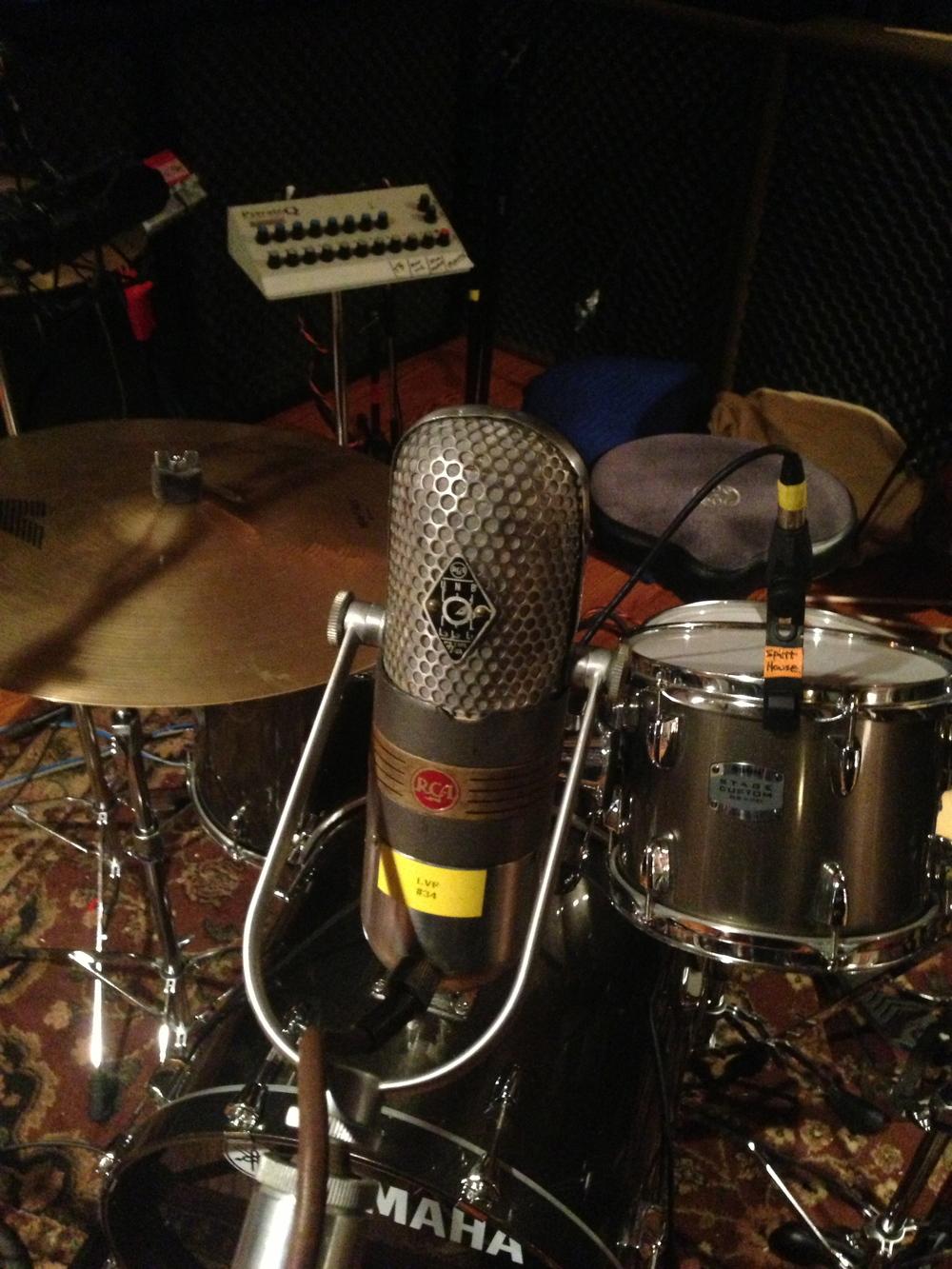 Studio Session 2011, Spirithouse Recording