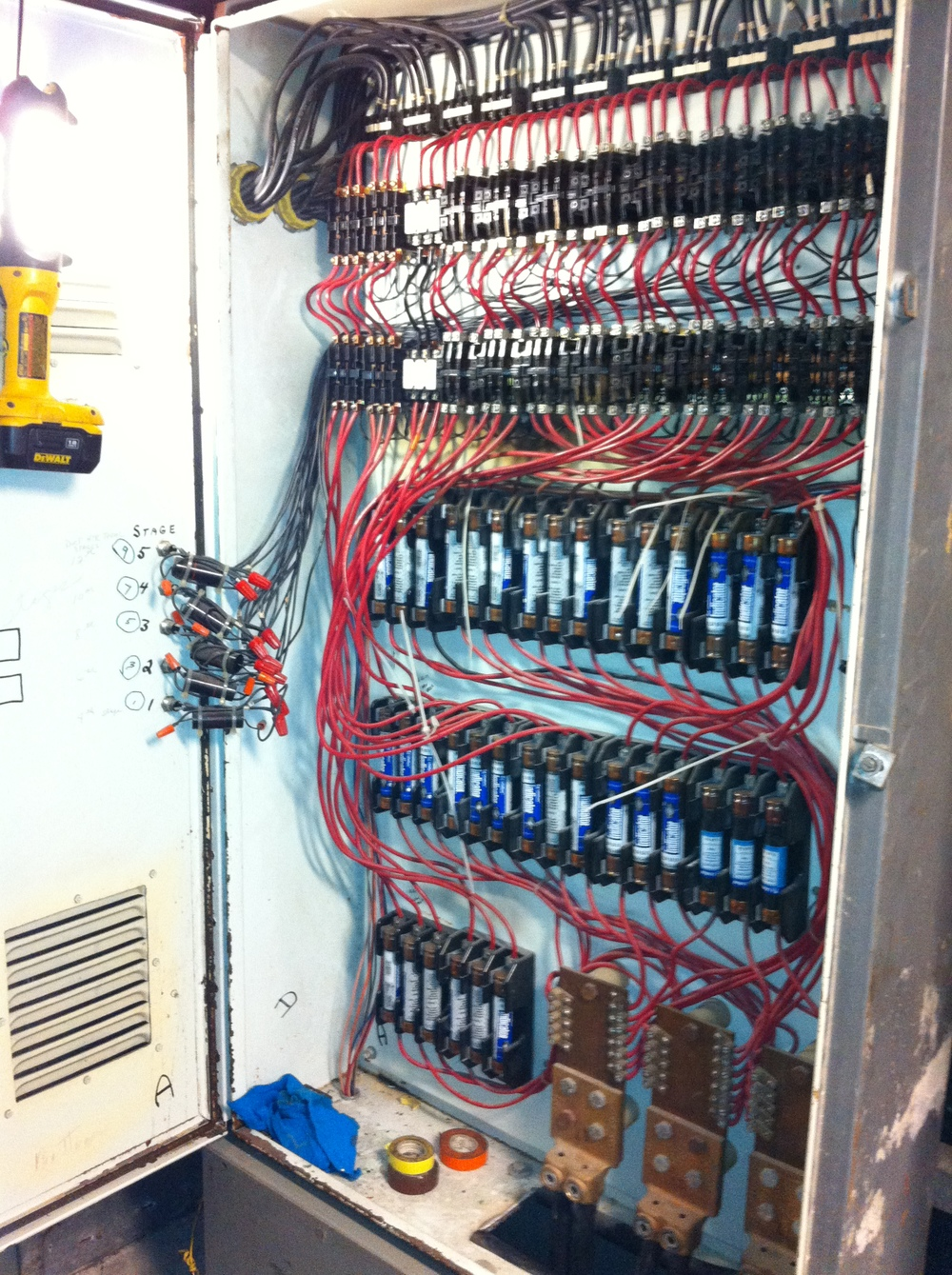 Motor And Control Wiring Electro Force Llc Machine