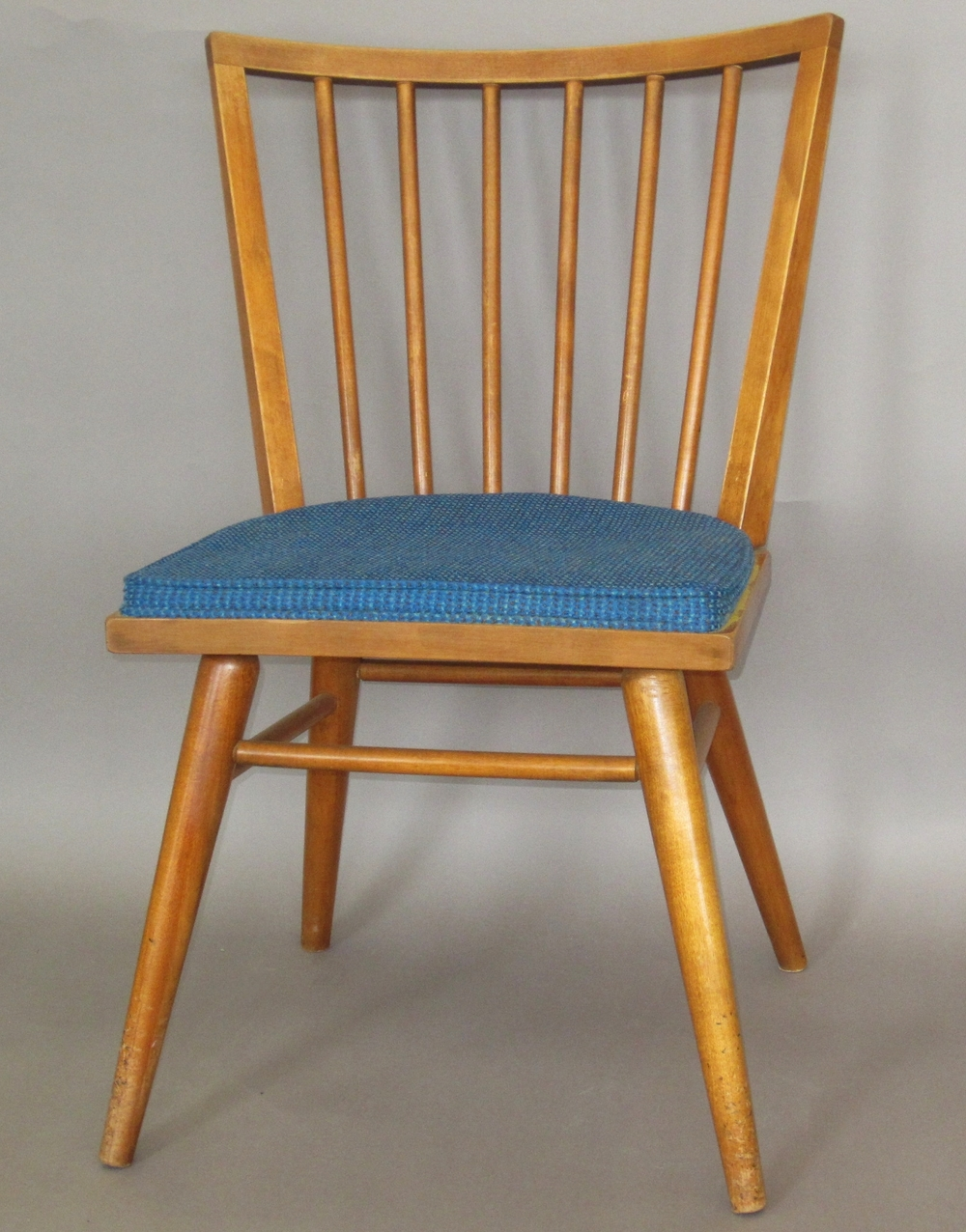 Amazing 1950u0027s Russel Wright For Conant Ball Side Chair