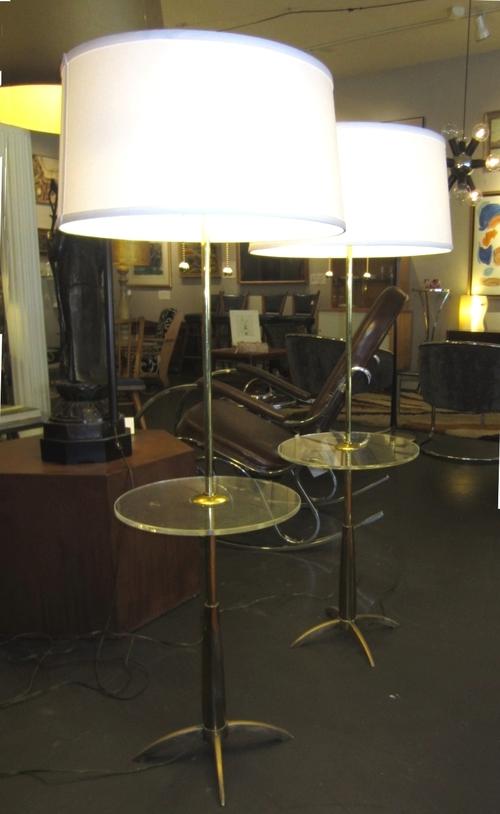 stiffel floor lamps. FloorLamps.LoiselVintageModern.1.JPG Stiffel Floor Lamps