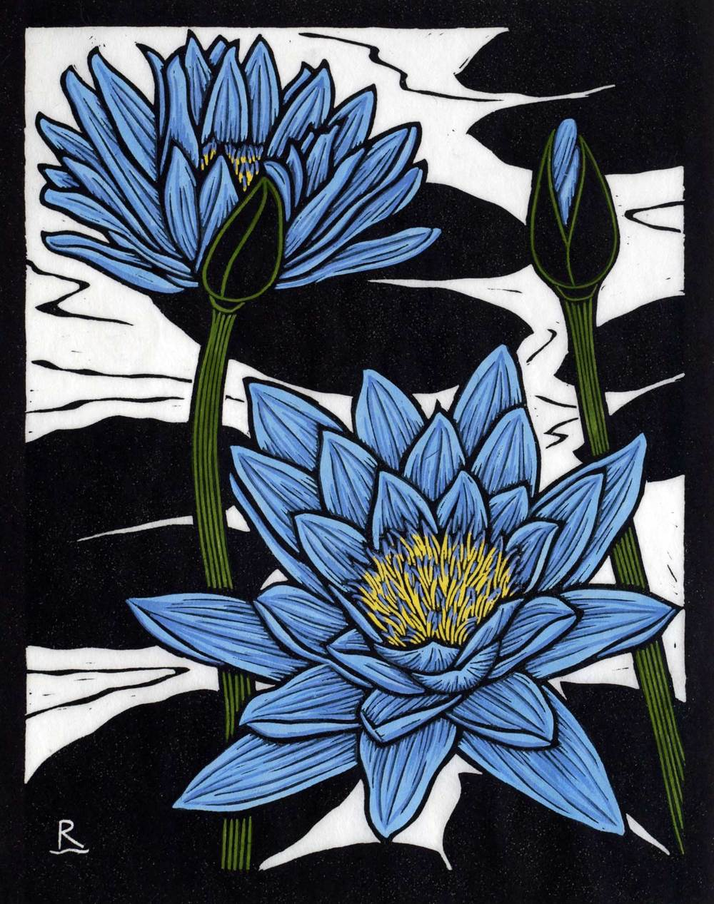 blue-waterlily-linocut-rachel-newling.jpg
