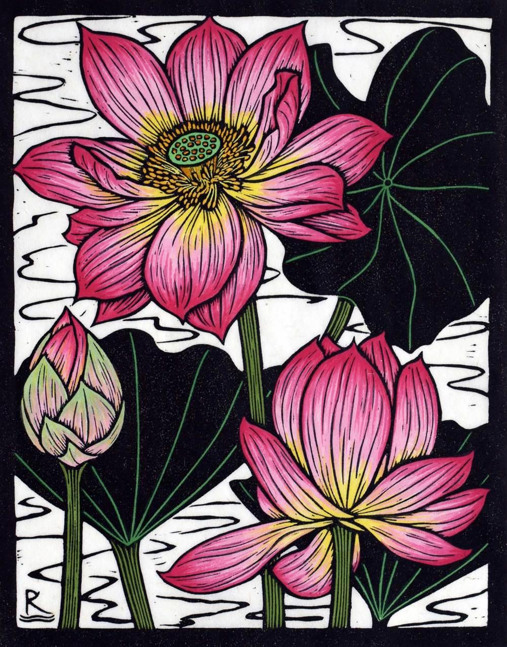 sacred-lotus-2-linocut-rachel-newling.jpg