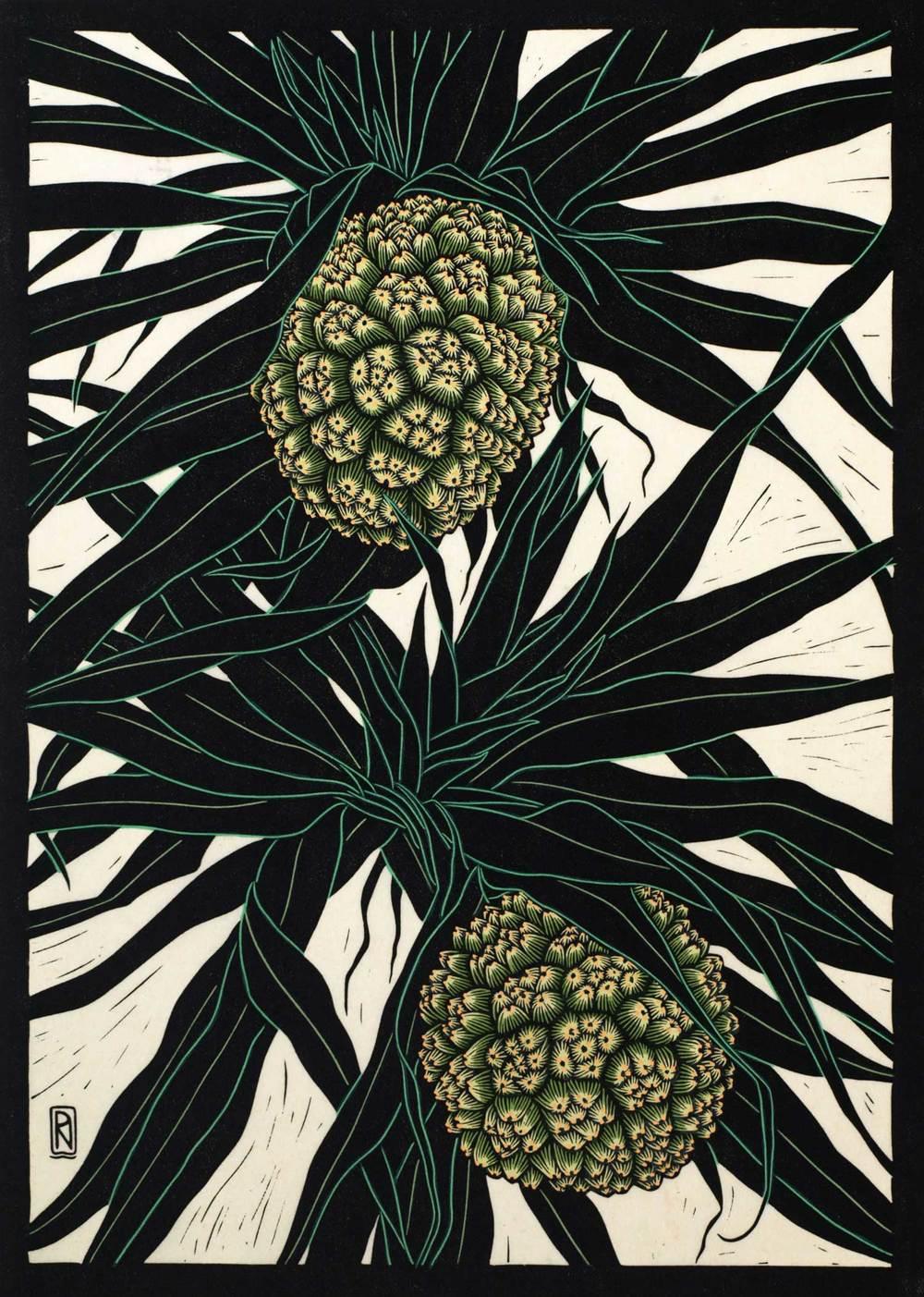 pandanus-fruit-linocut-rachel-newling.jpg