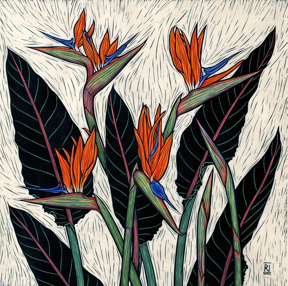 bird-of-paradise-flower-linocut-rachel-newling.jpg