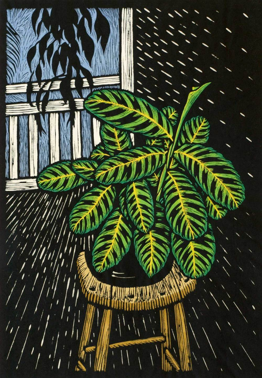 plant-on-stool-linocut-rachel-newling.jpg